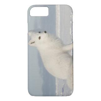 米国、アラスカの1002北極4の海岸平野 iPhone 8/7ケース