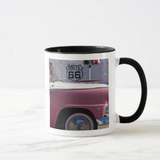 米国、アリゾナ、ウィリアムス。 Rt. 66町、50年代 マグカップ