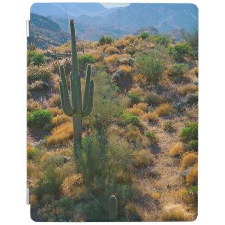 米国、アリゾナ。 砂漠の眺め iPadスマートカバー
