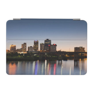 米国、アーカンソーのリトルロック、都市スカイライン iPad MINIカバー