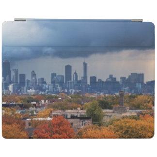 米国、イリノイ、シカゴの都市景観 iPadスマートカバー