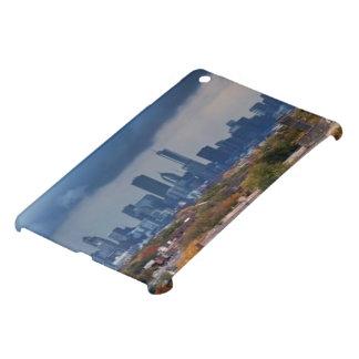 米国、イリノイ、シカゴの都市景観 iPad MINIケース
