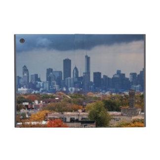 米国、イリノイ、シカゴの都市景観 iPad MINI ケース