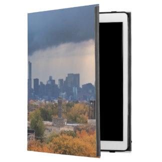"""米国、イリノイ、シカゴの都市景観 iPad PRO 12.9"""" ケース"""