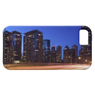 米国、イリノイ、シカゴ iPhone SE/5/5s ケース