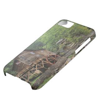 米国、ウェストヴァージニア、バブコックSP。 素朴な林間の空地 iPhone5Cケース