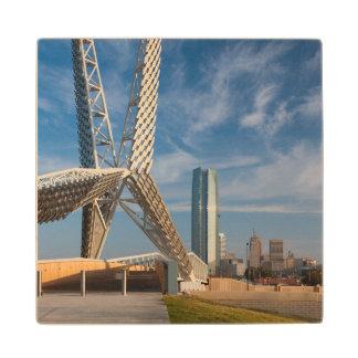 米国、オクラホマ、オクラホマシティー、Skydance ウッドコースター