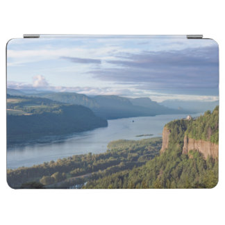 米国、オレゴンのコロンビア川の峡谷、ヴィスタの家 iPad AIR カバー