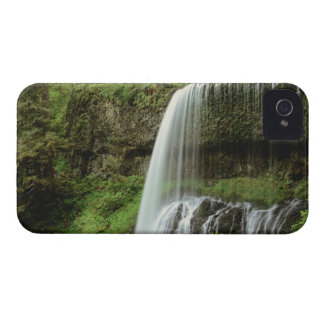 米国、オレゴンの銀製の滝の州立公園。 より低い Case-Mate iPhone 4 ケース