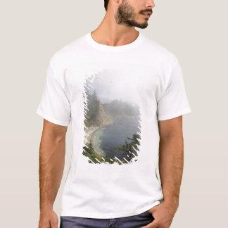 米国、オレゴン、オーシャンビュー、岬Arago、Bandon Tシャツ