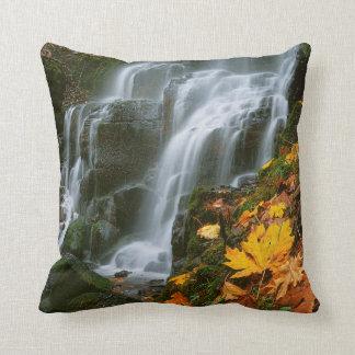 米国、オレゴン、妖精の滝、コロンビア川の峡谷 クッション