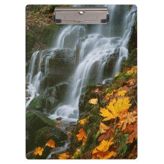 米国、オレゴン、妖精の滝、コロンビア川の峡谷 クリップボード