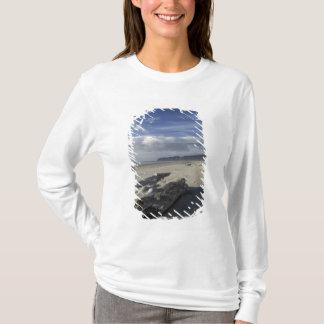 米国、オレゴン、砂丘および海の太平洋都市2 Tシャツ