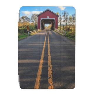 米国、オレゴン、ScioのShimanek橋2 iPad Miniカバー