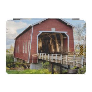 米国、オレゴン、ScioのShimanek橋 iPad Miniカバー