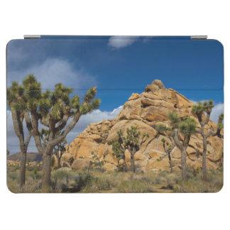米国、カリフォルニアのジョシュアツリーの国立公園 iPad AIR カバー