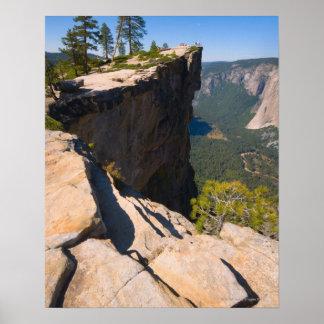 米国、カリフォルニアのヨセミテ国立公園、タフト ポスター