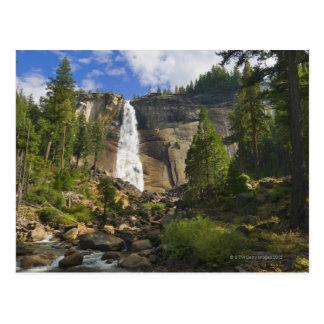 米国、カリフォルニアのヨセミテ国立公園、ネバダ ポストカード