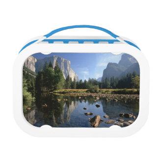 米国、カリフォルニアのヨセミテ国立公園、5 ランチボックス