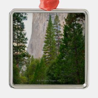 米国、カリフォルニアのヨセミテ国立公園、El 4 メタルオーナメント