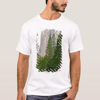 米国、カリフォルニアのヨセミテ国立公園、El 4 Tシャツ