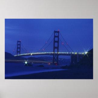 米国、カリフォルニア、サンフランシスコ。 ゴールデンゲート2 ポスター