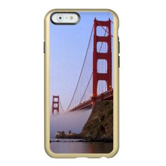 米国、カリフォルニア、サンフランシスコ。 ゴールデンゲート3 INCIPIO FEATHER SHINE iPhone 6ケース