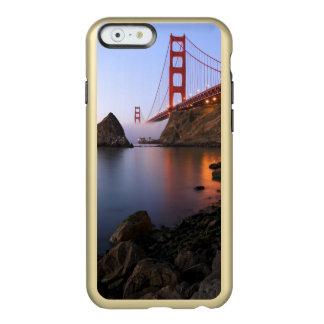 米国、カリフォルニア、サンフランシスコ。 ゴールデンゲート INCIPIO FEATHER SHINE iPhone 6ケース