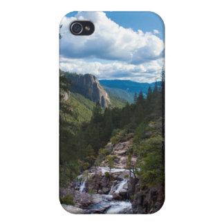 米国、カリフォルニア。 ヨセミテの谷ヴィスタ iPhone 4/4S CASE