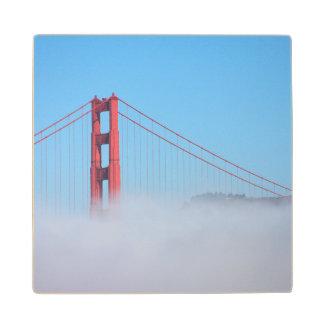 米国、カリフォルニア。 午前中ゴールデンゲートブリッジ ウッドコースター