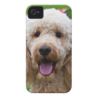 米国、カリフォルニア。 見るLabradoodle Case-Mate iPhone 4 ケース