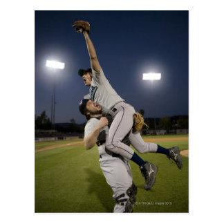 米国、カリフォルニア、San Bernardinoの野球10 ポストカード