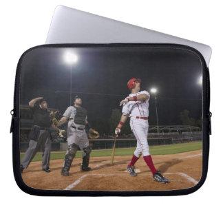 米国、カリフォルニア、San Bernardinoの野球 ラップトップスリーブ