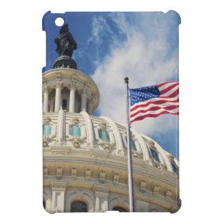 米国、コロンビア、Washington D.C.の国会議事堂の建物 iPad Mini カバー