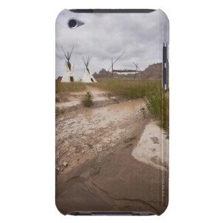 米国、サウスダコタの国民荒地のテント小屋 Case-Mate iPod TOUCH ケース