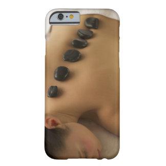 米国、ジャージーシティー、ニュージャージーの女性の受け入れ BARELY THERE iPhone 6 ケース