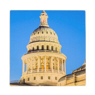 米国、テキサス州、オースティン。 国会議事堂の建物(1888年) 2 ウッドコースター