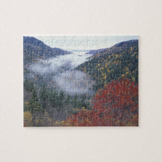 米国、テネシー州の国民Smokey素晴らしい山 ジグソーパズル