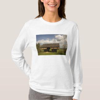米国、テネシー州の素晴らしい煙山NP. Tシャツ