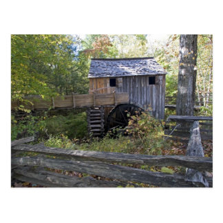 米国-テネシー州。 Cadesの入江区域のケーブルの製造所 ポストカード