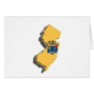 米国: ニュージャージー カード