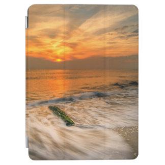 米国、ニュージャージー、Cape May。 Cape May 4で景色 iPad Air カバー