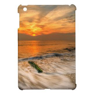 米国、ニュージャージー、Cape May。 Cape May 4で景色 iPad Mini カバー