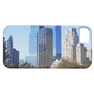 米国、ニューヨークシティ、スカイラインのセントラル・パーク iPhone SE/5/5s ケース