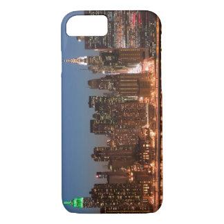 米国、ニューヨーク、ニューヨークシティ、マンハッタン: 空気 iPhone 8/7ケース