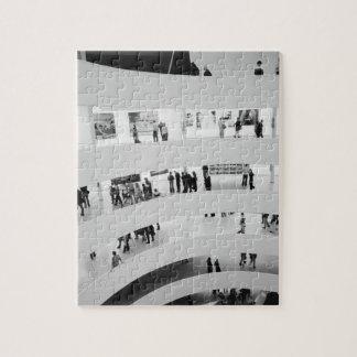 米国、ニューヨーク、ニューヨークシティ: Guggenheim 2 ジグソーパズル