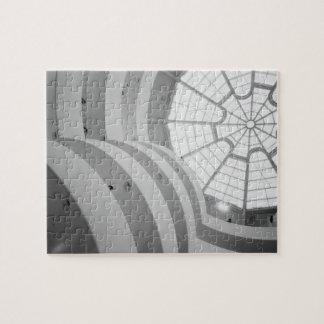 米国、ニューヨーク、ニューヨークシティ: Guggenheim 3 ジグソーパズル
