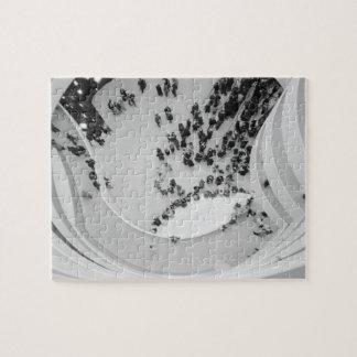 米国、ニューヨーク、ニューヨークシティ: Guggenheim 4 ジグソーパズル
