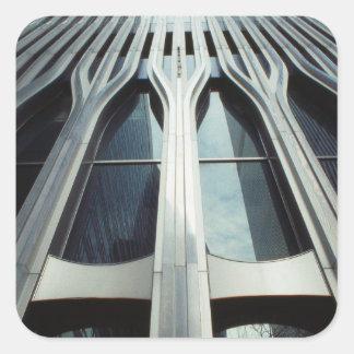米国、ニューヨーク、マンハッタン、世界貿易センター スクエアシール