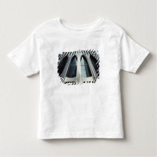 米国、ニューヨーク、マンハッタン、世界貿易センター トドラーTシャツ